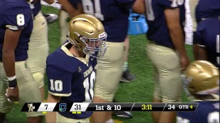 2018 IHSAAtv Game of the Week - Noblesville vs. Indianapolis Cathedral