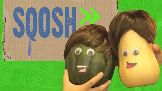 SMOSH parody ″SQOSH″
