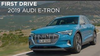 First Drive   2019 Audi e-tron   Driving.ca