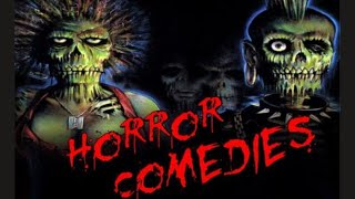 Little Box Of Horrors , Horror Comedies !