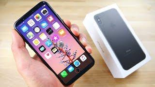 iPhone X Clone Unboxing!