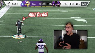 Tyreek Somehow Had 400 Yards This Game... Wheel of MUT! Ep. #26
