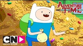 Adventure Time   Para Konuşur   Cartoon Network Türkiye
