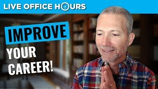 Live Office Hours with Andrew LaCivita: Show #23 (June 21, 2018)