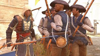 Assassin's Creed 3 Remastered Funny Silly Crazy Stuff - Bugs and Glitches