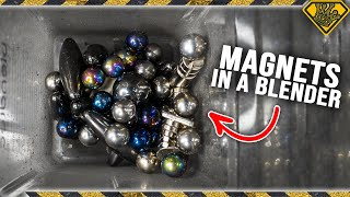 Will This Make Magnetic Sand?