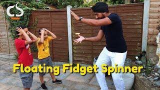 Floating Fidget Spinner