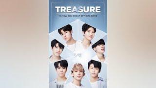 YG 신인 보이그룹 '트레저' 공개 / 연합뉴스TV (YonhapnewsTV)