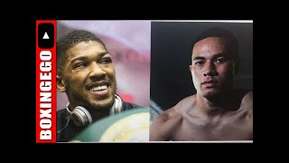 Live Stream: Anthony Joshua vs Joseph Parker uni CLOSE, Loma prefers 130 unifying, ESPN BS