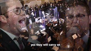 ברוך לוין ושמחה ליינר - The Renewal Song
