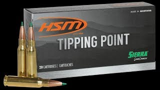 HSM's Tipping Point Hunting Ammo: SHOT '19 | Gun Talk LIVE