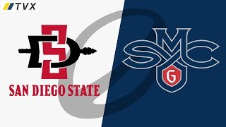 San Diego State University vs St. Mary's D1A College Rugby