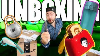 UNBOXING Items I Bought From ″Buying Every Advertisement!″ (PART 1)