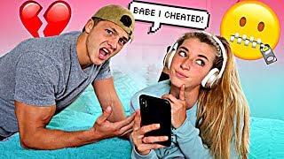 IGNORING My Boyfriend For 24 Hours *bad idea*