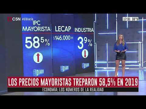 Economía - Los números de la realidad 20/01/2020