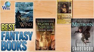 10 Best Fantasy Books 2018