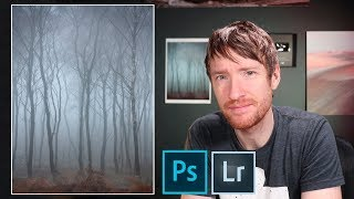 How I Edited this Image in Lightroom & Photoshop