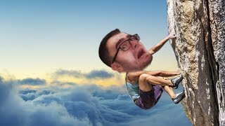 EXTREME MOUNTAIN CLIMBING | Getting Over It with Bennett Foddy