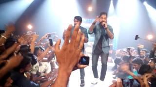 ADK and Sri Rascol in Sri Lanka.....#Neruppuda Shakthi FM 18th Birthday. Tamil HipHop