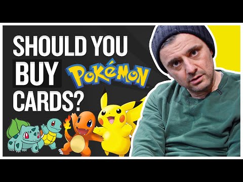 Are You the Type of Person That Needs to Start Investing in Pokemon Cards? | Tea With GaryVee