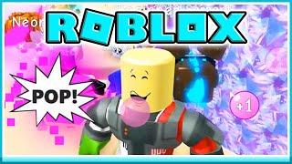 BLÅSER BUBBLOR! - Roblox