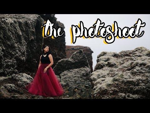 Iceland Pilgrimage  - The Photoshoot