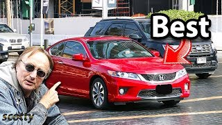 5 Best Used Cars to Buy