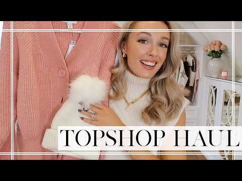 TOPSHOP HAUL + TRY ON // CYBER WEEK DISCOUNTS // Fashion Mumblr
