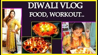 Fat to Fab Weekly VLog #4 | Healthy Lifestyle| DIWALI| Fat to Fab Weight Loss