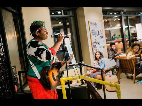 Open mic night: Starbucks becomes a weekend hub in Trenton, N.J.