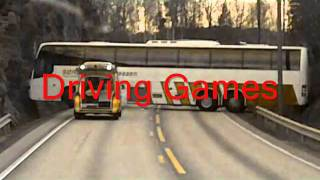 The Excellent Driving Games