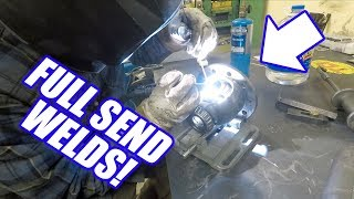 How To Weld Your Drift Differential The Bulletproof Way! And The 4th Giveaway Announcement!