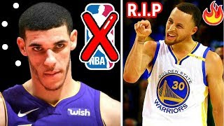 SHOCKING: Lonzo Ball Has Still NOT IMPROVED His Game AT ALL!! (LeBron James Is MAD)