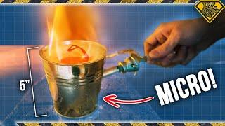 DIY Micro Metal Foundry