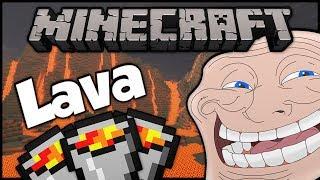 Minecraft: Trolling Little Kids | #28 (Lava Buckets and Best Autosave Ever)