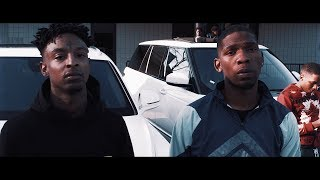 BlocBoy JB ″Rover 2.0″ ft. 21 Savage Prod By Tay Keith Shot By: @Fredrivk Ali