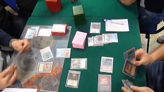 Ovinogeddon 2014 - Vintage Finals - Game 1
