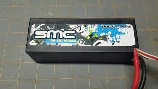 SMC lipo battery review