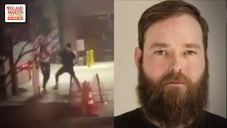 Captures Man Violently Beating A Black Woman For Blocking His Car In A Parking Lot