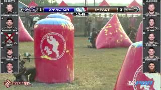 2013 PSP WC Sunday Edmonton Impact vs San Antonio X Factor Game 12 final