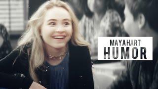 Maya Hart. → HUMOR.