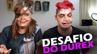 DESAFIO: CANTA OU DUREX NA CARA! Com Raissa Chaddad [+13]