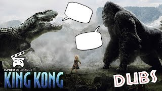 If Dinosaurs in King Kong Could Talk