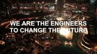 Engineers can change the world.