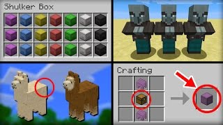 ✔ Minecraft 1.11 Update - 15 Features That Were Added