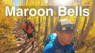 The Bells Traverse: Maroon Peak to North Maroon