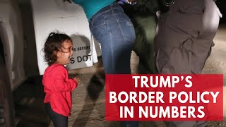 Trump's Border Policy In Numbers