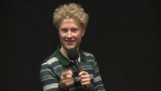 Truet i en bus - Jakob Thrane stand-up