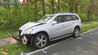 Video - Unfall zwischen Barnstorf und Drentwede