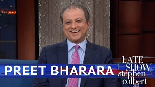 Why Preet Bharara Didn't Return Donald Trump's Call